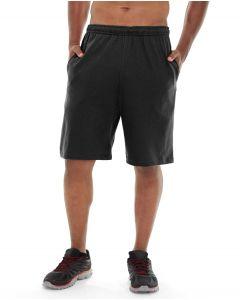 Pierce Gym Short-36-Black